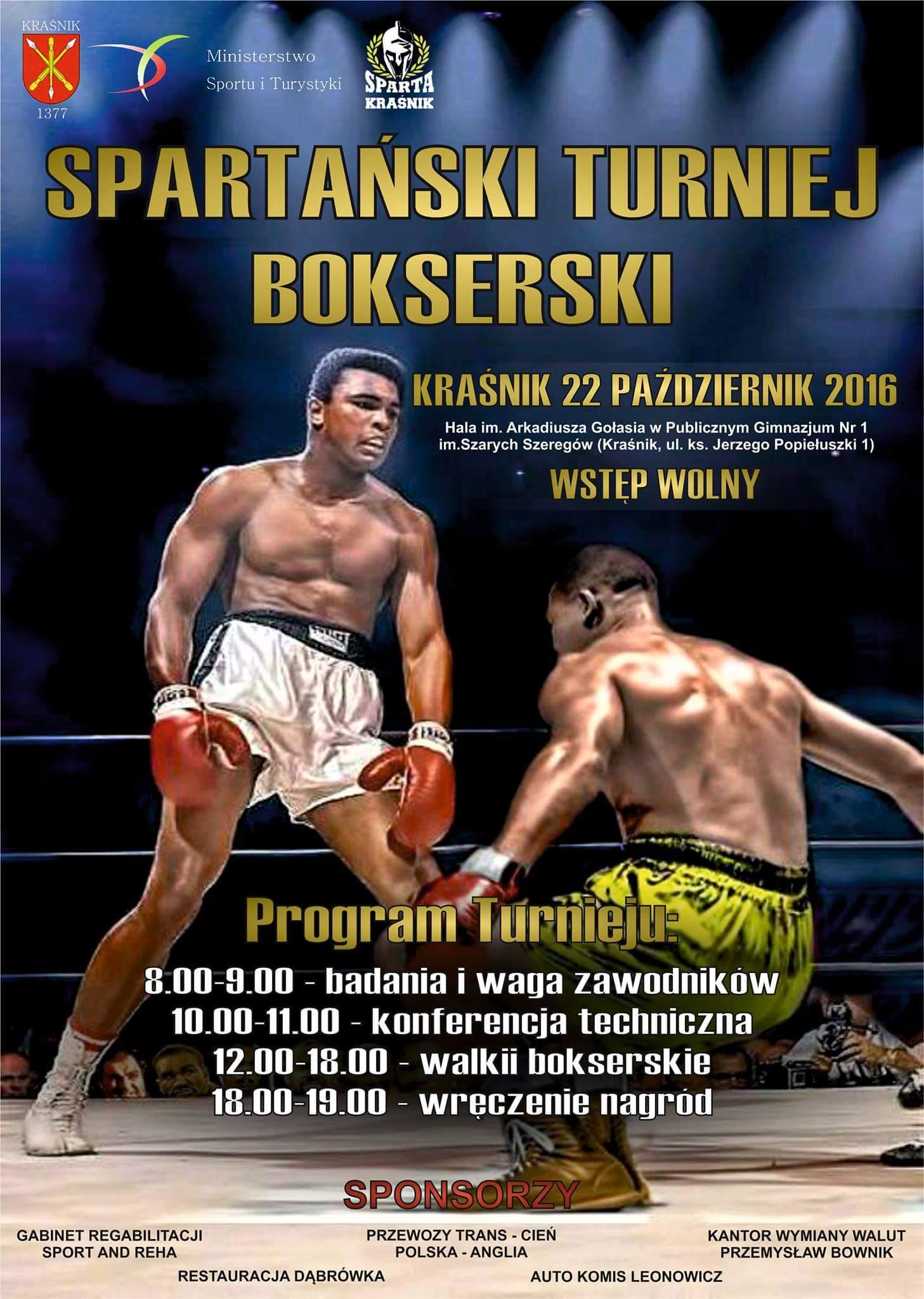 Plakat STB 22.10.2016